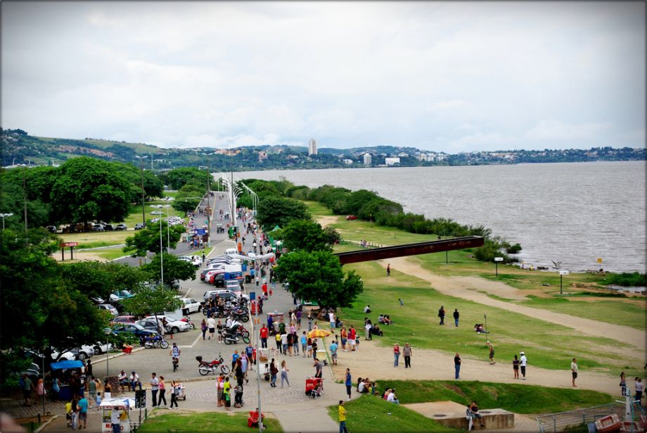 A Brazilian Citys Dilemma How Urban Should a Waterfront Be  Next City
