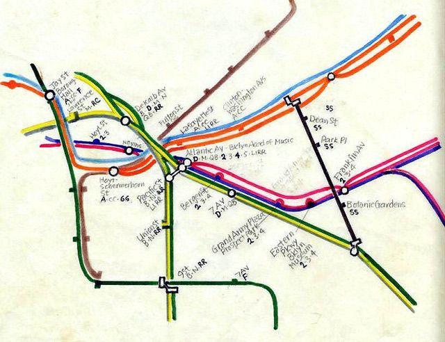 new york city subway diagram 2005 ford focus zx4 wiring 7 alternate versions of the map next credit nobu siraisi via transit maps