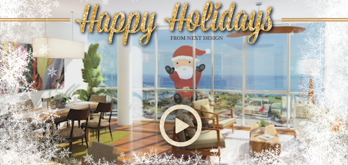 Happy Holidays From Next Design!