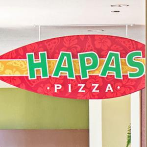 Hapa's Pizza