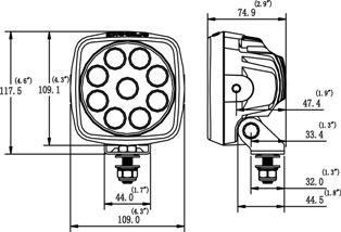 Nextech Industries 9L27 LED Light
