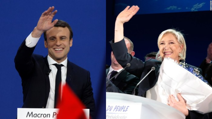 French Elections: Voters to choose between Macron and Le Pen
