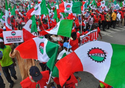 Workers' Day: Unions Seek Urgent Review Of Minimum Wage