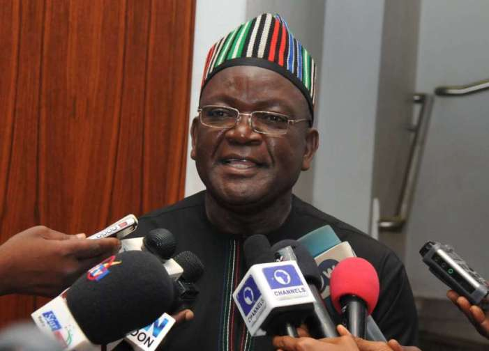 Benue State needs N40bn to clear salary arrears — Ortom