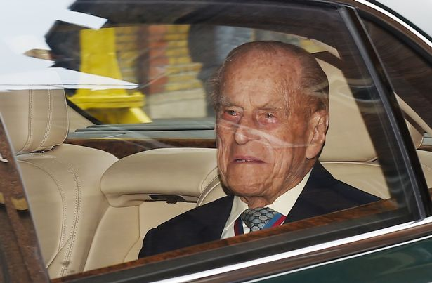 Prince Philip stands down from royal duties