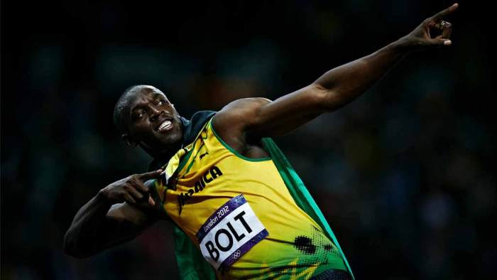 Bolt will develop 'pot belly' after retirement – Coaches