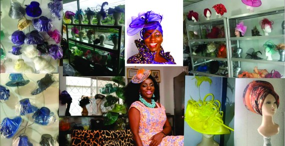 Grace Chito Mark: The Nigerian Milliner par excellence