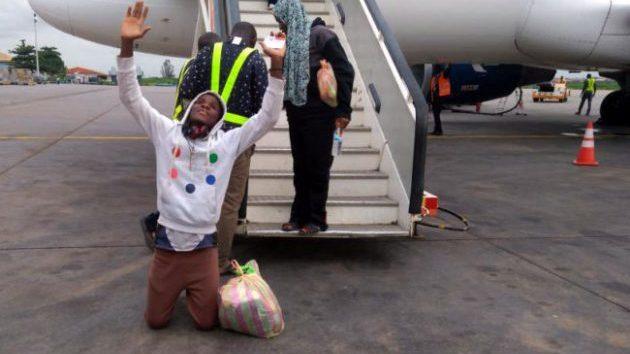 2,638 Nigerians repatriated from Libya