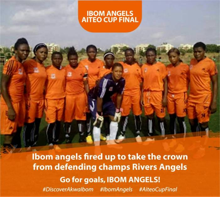 Aiteo Cup:  Ibom Angels sure of victory – Nana