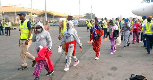NAPTIP nabs 2 suspected `returnee' traffickers