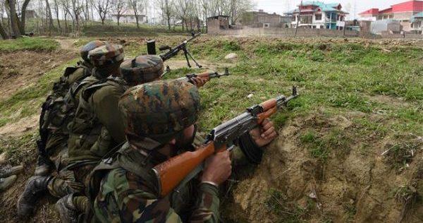 India, Pakistan troops in serious gun battle