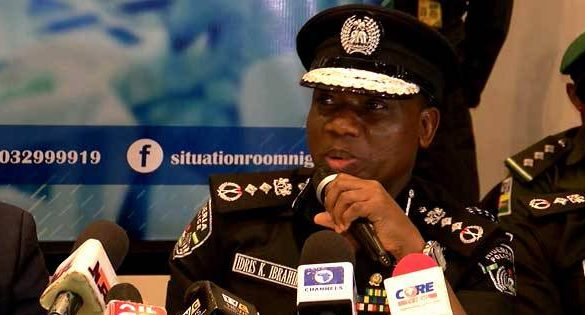IGP Idris suspends withdrawal of VIPs' policemen