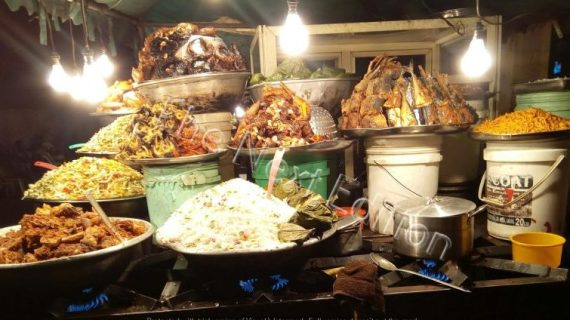 THE NIGHT FOOD BUSINESS OF LAGOS