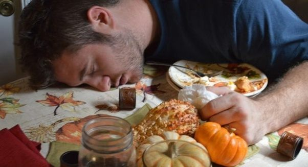 Physician warns against nap after meal
