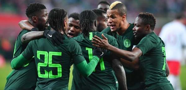 Int'l friendly: Super Eagles pip Poland 1-0
