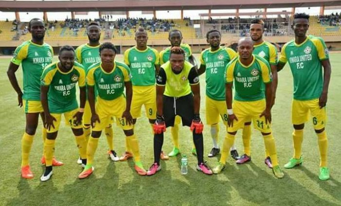 Kwara United hold Rangers in Enugu