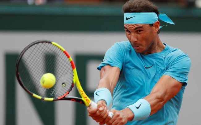 Nadal demolishes del Potro for 11th French Open final