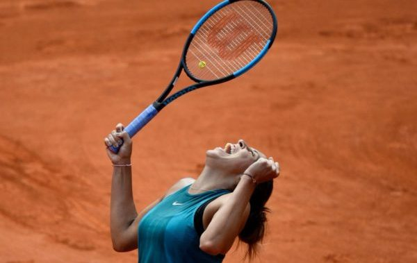 American Madison Keys makes quarter-final history in Paris