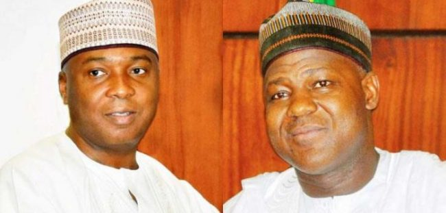 Why NASS can't resume now  –Saraki, Dogara