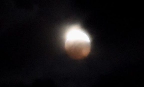 World witnesses longest Eclipse of the moon, spectacle in Abuja