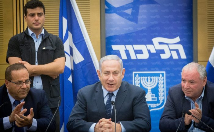 Foreign Titbits:  Israel approves controversial 'Jewish nation state' law