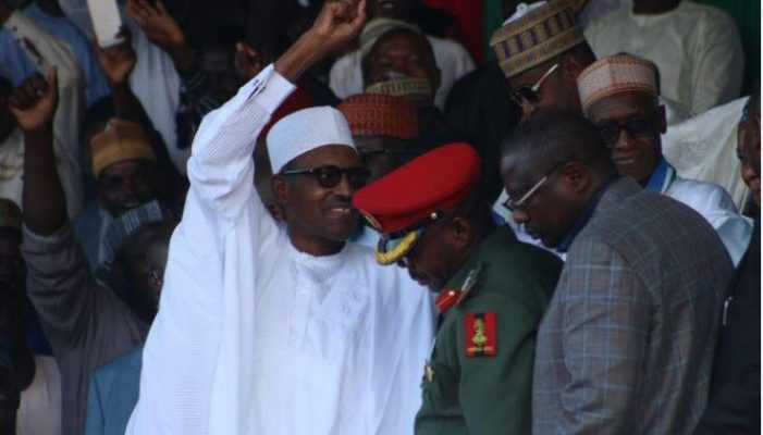 Bauchi:  Buhari flags off campaign for bye-election