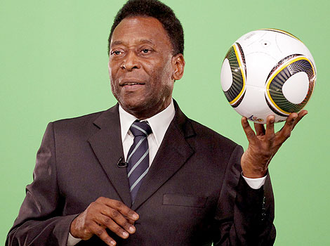 SPORTS FLAKES: WHEN PELE STOPPED BIAFRA WAR