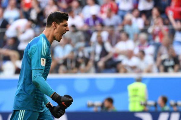 Madrid bound Courtois shuns Chelsea training