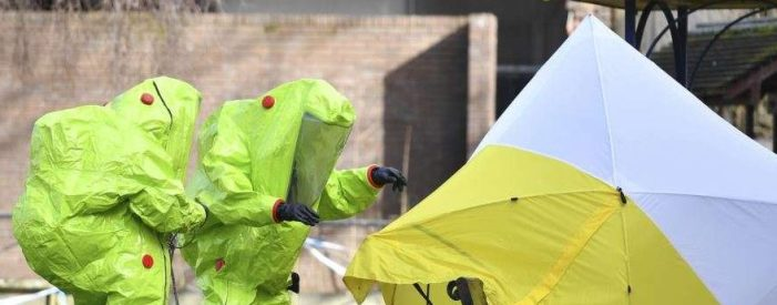 Foreign Titbits: Skripal attack: US to sanction Russia over Novichok use