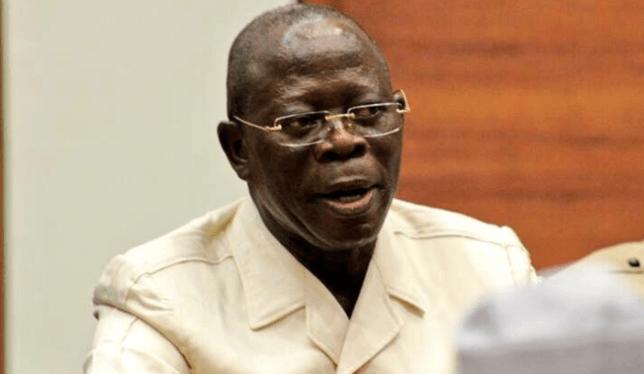 Zamfara:  Oshiomhole counters INEC, says APC will present candidate