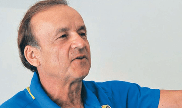 AFCON 2019 qualifier: Eagles in Seychelles for serious business –Rohr