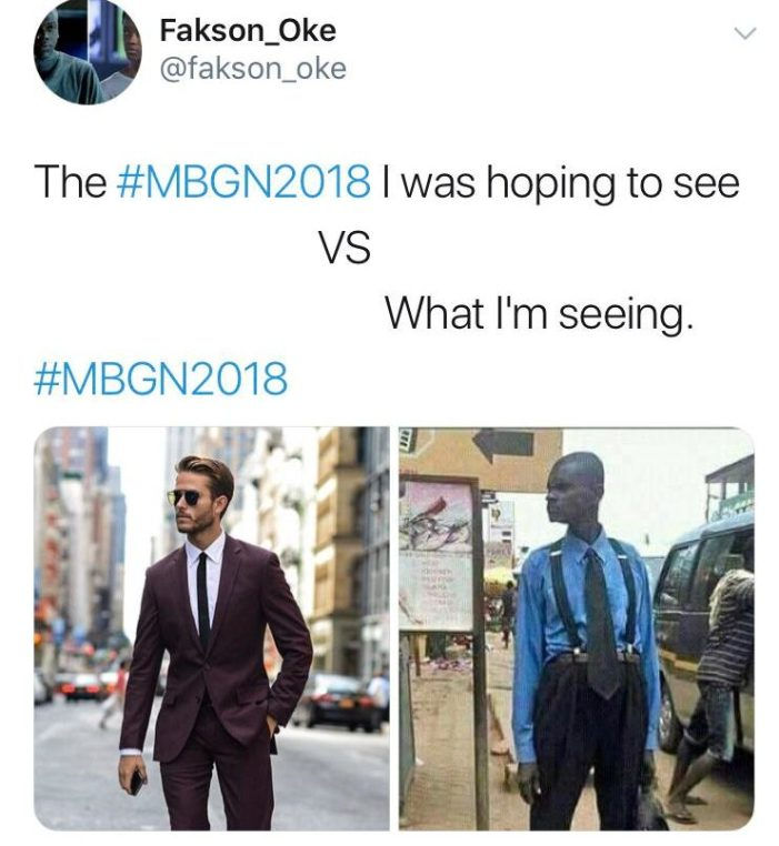 MBGN 2018: Viewers descend on Ben Bruce, Silverbird, say show was poor