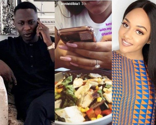 Tania Omotayo and Summy traditionally wed in Lagos