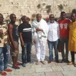 JUST IN: IPOB Leader, Nnamdi Kanu Seen in Jerusalem