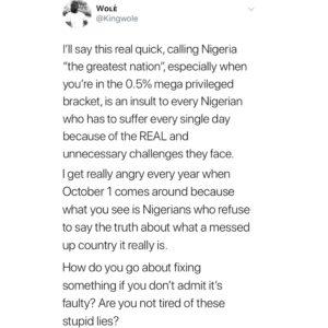 Nigeria @ 58:  Producer, King Wole attacks DJ Cuppy