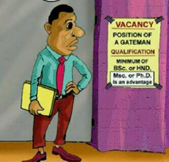 """""""No Vacancy"""": The Job Hunting Experience in Nigeria"""