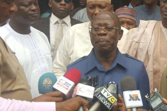 Eholor Lampoons Oshiomhole, says he is Destroying APC to Atiku's Advantage