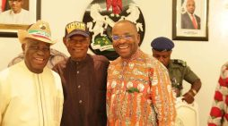2019: Gov. Emmanuel names Ekpo his running mate