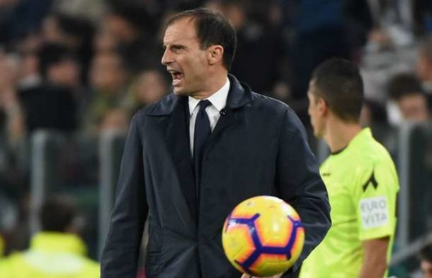 Allegri unhappy in spite of another Juventus win
