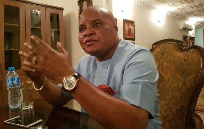 Governor Okorocha has Destroyed Imo but I'll Fix It – Ararume