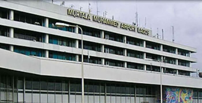 NAF says Murtala Mohammed International Airport not under attack