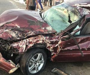 BBNaija K. Brule survives fatal accident