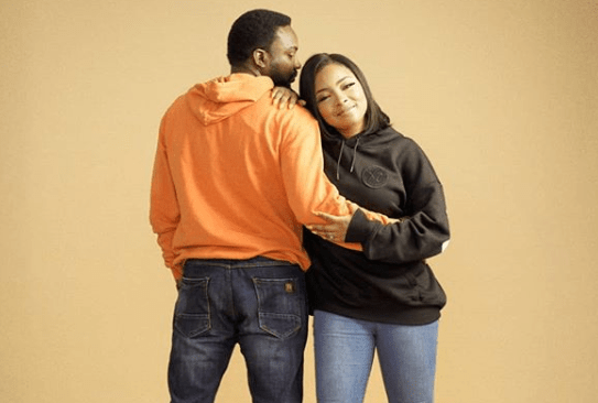 Tinsel Stars Bimpe and Damini release Pre-wedding pictures