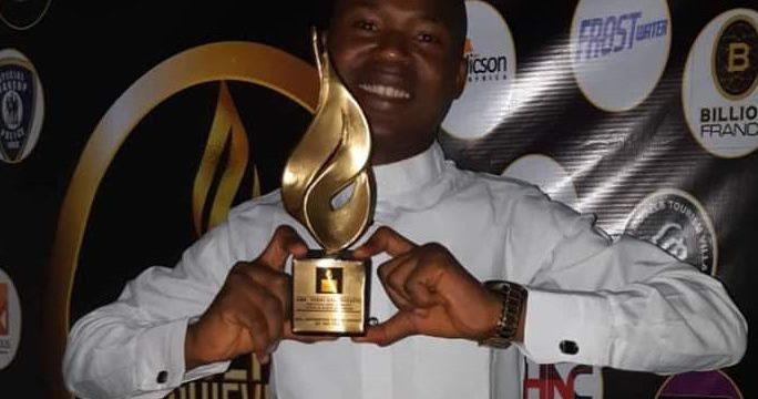 Ossai Wins Nigeria Achievers Award