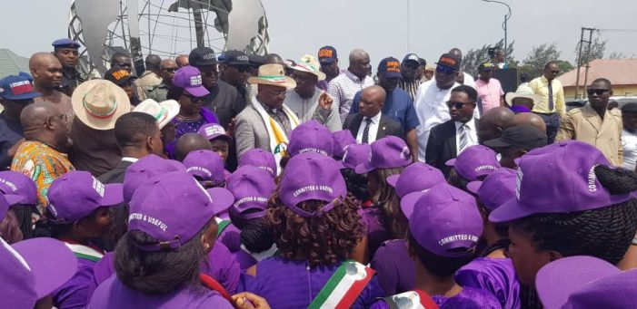 2019: A/Ibom Female Youths resolve to support Emmanuel