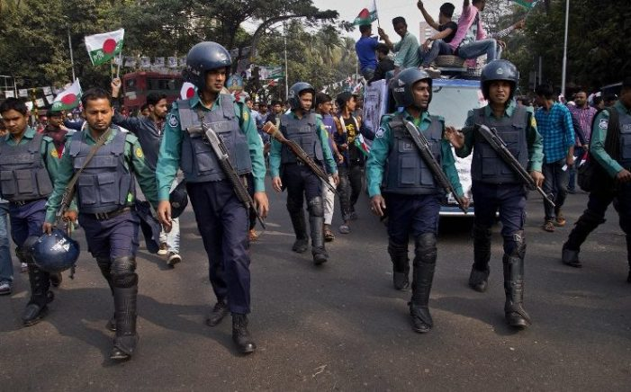 Bangladesh deploys 700,000 security personnel for Sunday's election