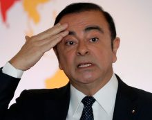 Carlos Ghosn: Former Nissan chair charged with financial misconduct