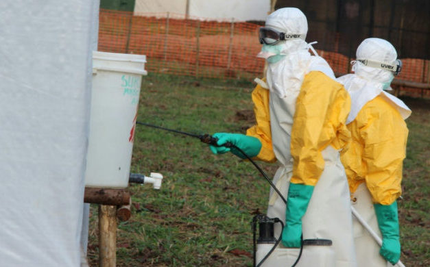 WHO puts Ebola death in DRC at 357