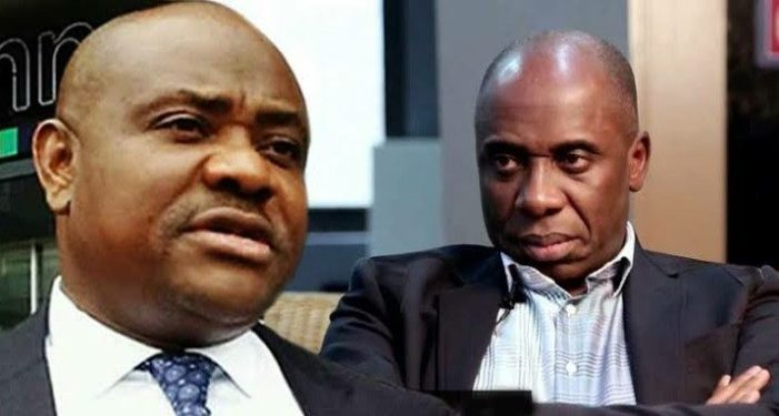 Amaechi plotting to bomb INEC offices in Rivers – Wike