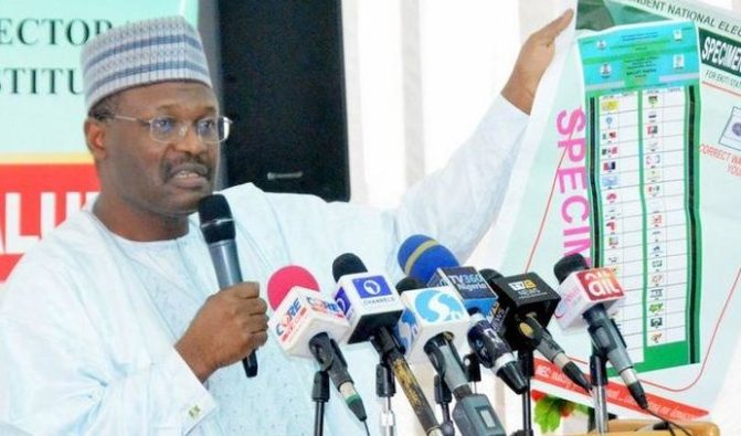 BREAKING: INEC Blames None Transmission of Results Electronically on Failure to Sign Electoral Act Amendment Bill